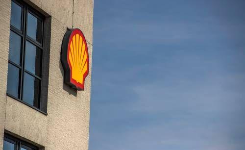 Minder winst voor Shell