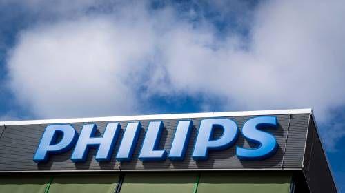 Omzetgroei Philips in versnelling