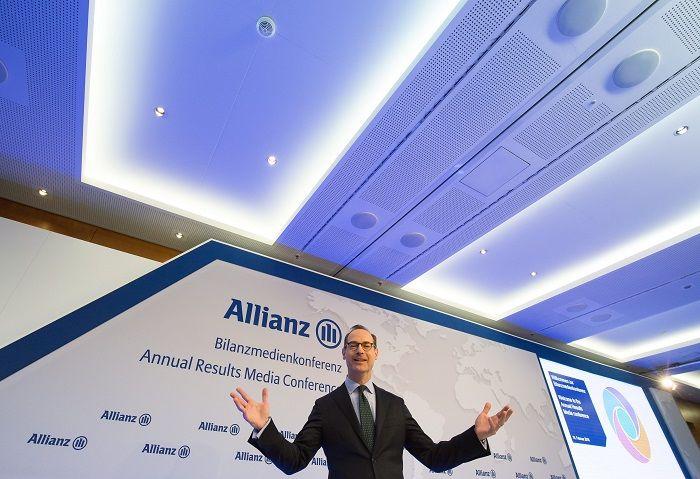 Winststijging voor verzekeraar Allianz