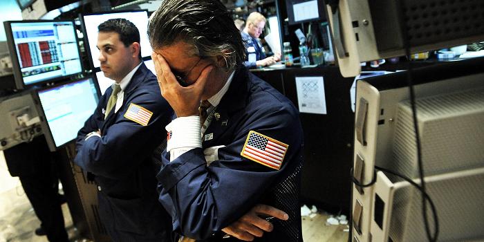 Forse verliesbeurt voor Wall Street