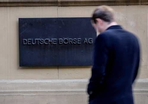 'Ook Deutsche Börse loert naar BME'