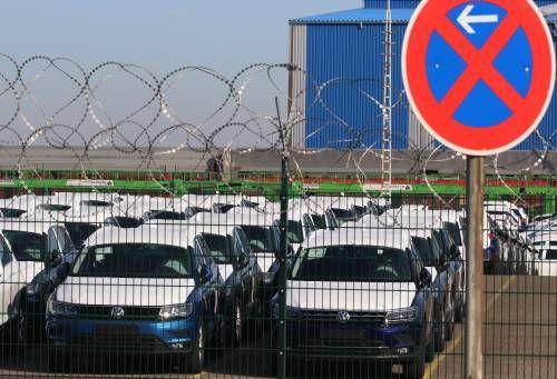 Duitse export onverwacht flink gestegen