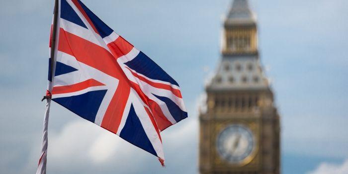 Britse economie tot stilstand gekomen