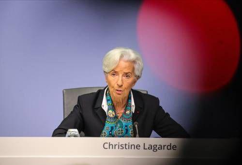 Lagarde: beleid ECB op de schop in 2020