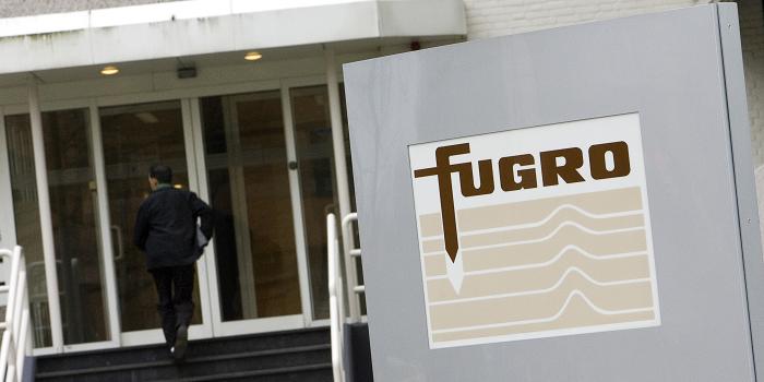 'Uitkomst arbitragezaak Fugro valt tegen'