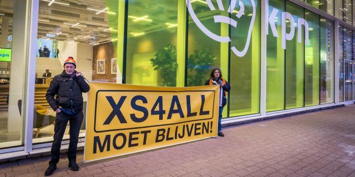 Internetprovider XS4ALL definitief overgeheveld naar KPN