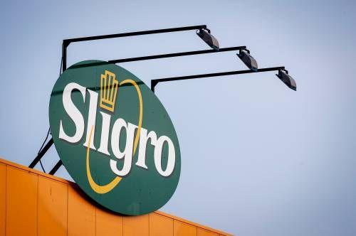 Tot driekwart minder omzet uit bezorgingen voor Sligro