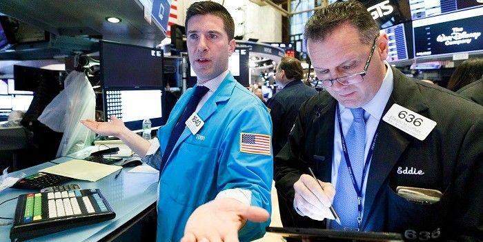 'Wall Street hoger ondanks record uitkeringsaanvragen'
