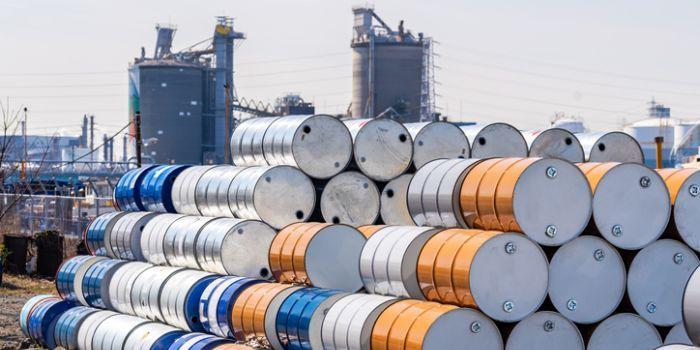 Prijs van Brent-olie op laagste peil in 21 jaar