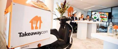 Aandeelhouder Just Eat Takeaway verkoopt belang met korting