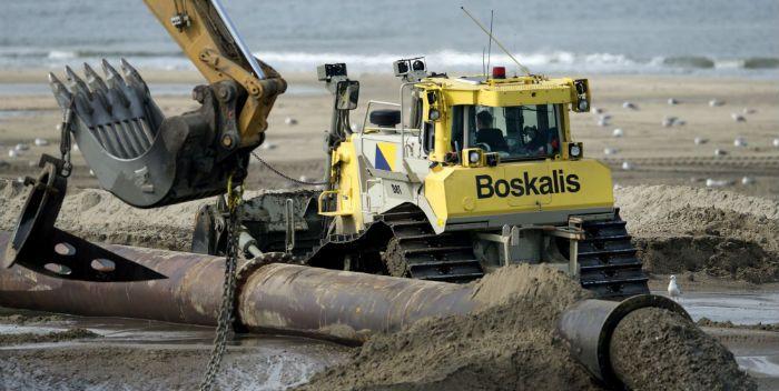 Boskalis werkt mee aan Frans offshore windpark