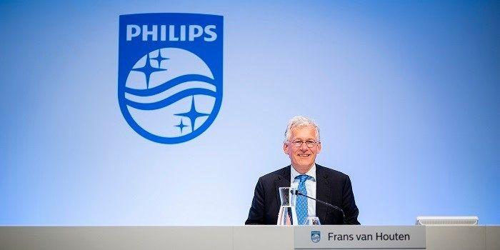 'Cijfers Philips veel beter dan verwacht'