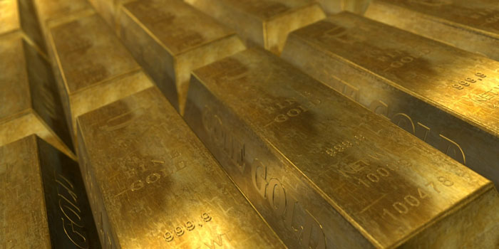 Goudprijs stijgt tot boven 1900 dollar