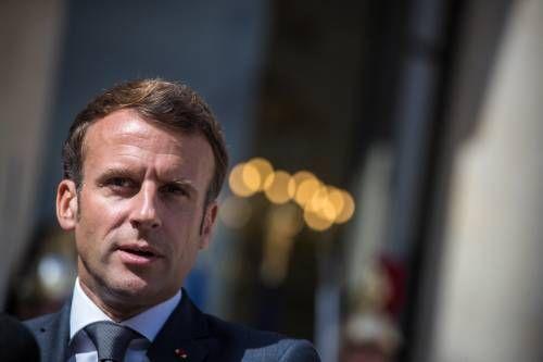 Economie Frankrijk krimpt bijna 14 procent door corona