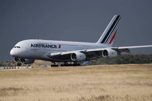 'Nationalisering Air France niet op de agenda'