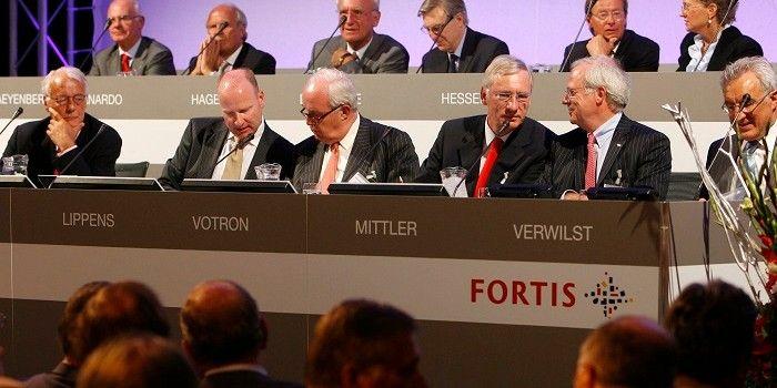 Fortis-bestuurders ontlopen vervolging voor misleiden beleggers
