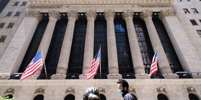 'Lager begin Wall Street na chaotisch verkiezingsdebat'
