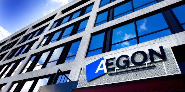 Moody's ziet toekomst minder gunstig in voor Aegon