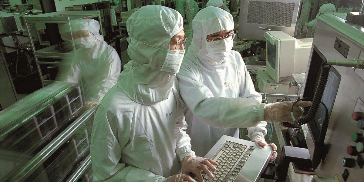 Kwartaalverkopen chipmaker TSMC naar record