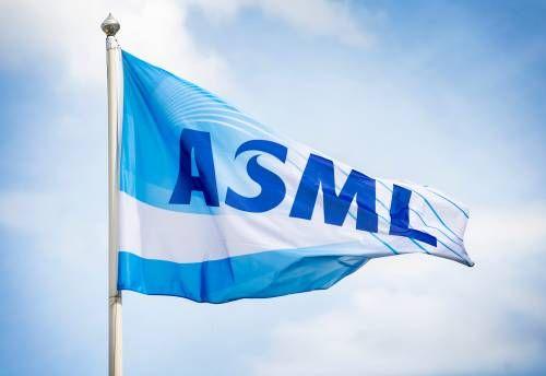 'ASML voert resultaten stevig op'
