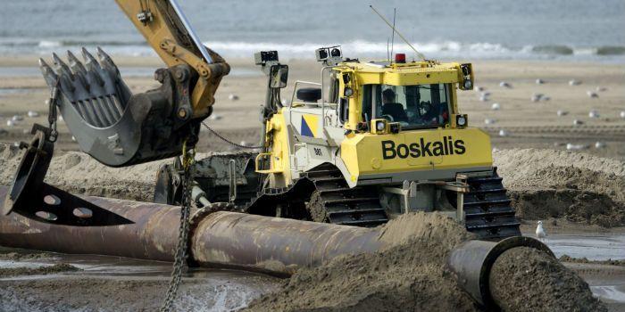 Boskalis financiert bouw nieuwe snijkopuiger
