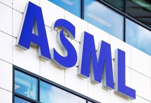 Chipmachinemaker ASML overtreft eigen omzetverwachting