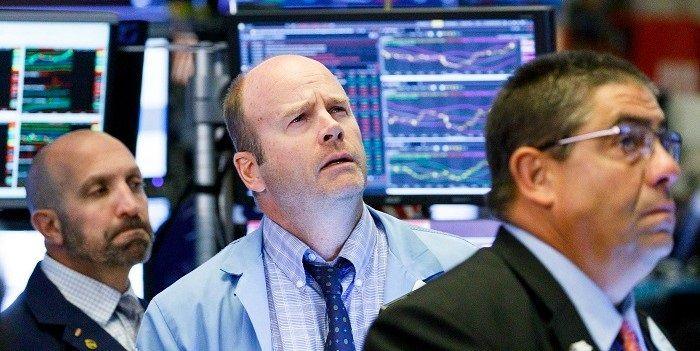 Wall Street verdeeld de dag uit