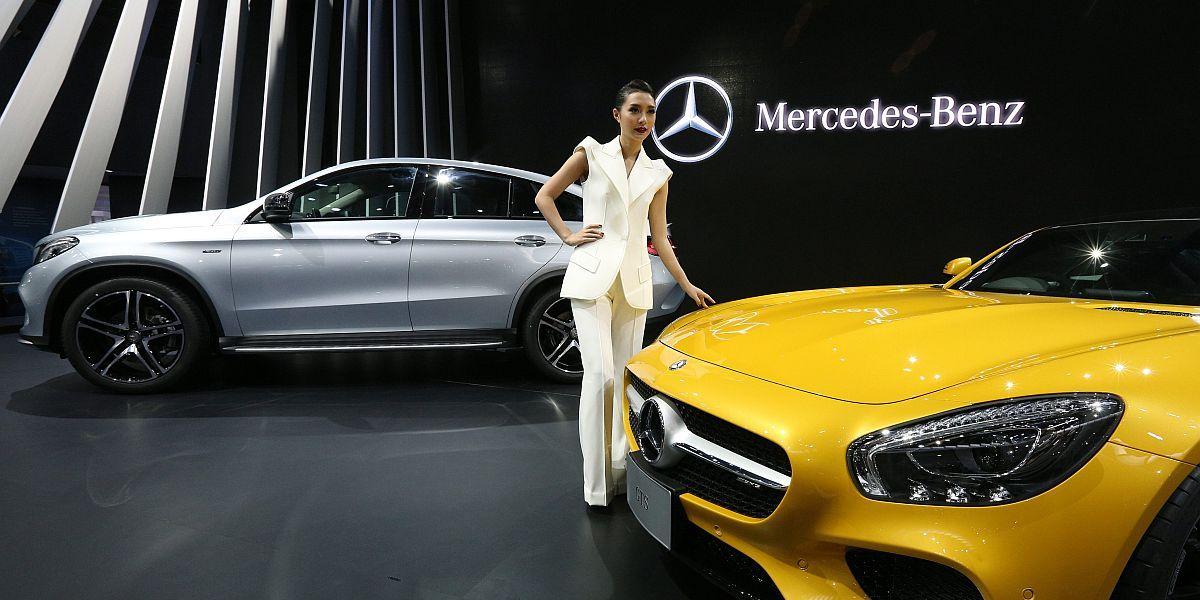 Daimler verkoopt minder auto's maar verhoogt winst