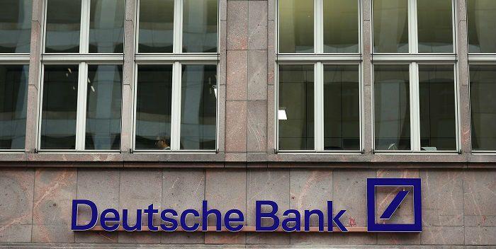 Deutsche Bank schrijft zwarte cijfers