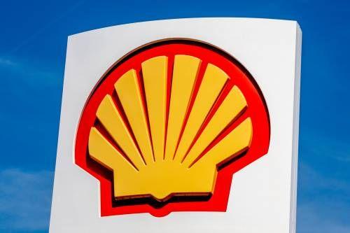 Olie- en gasconcern Shell komt uit de rode cijfers