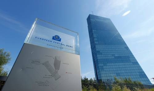 ECB hint op extra steunmaatregelen tegen crisis in december