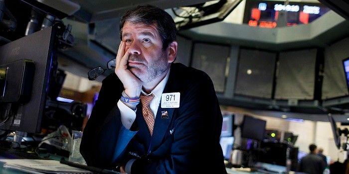 Verliezen op Wall Street houden aan
