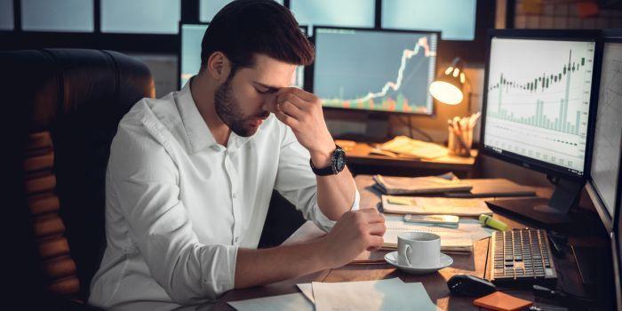 'Beleggersvertrouwen daalt door tweede coronagolf'