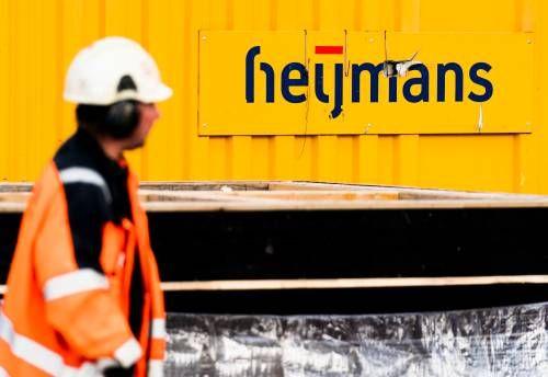 BAM en Heijmans voegen asfaltcentrales samen