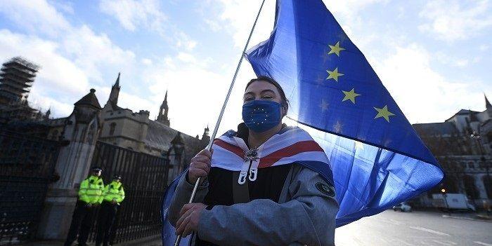 Europese beurzen op winst door brexithoop