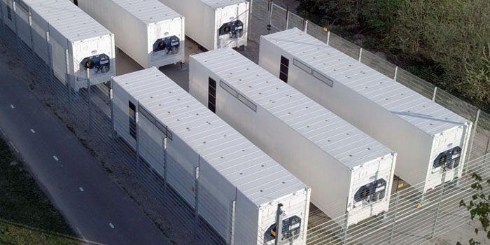 Alfen levert energieopslagapparatuur voor park Vattenfall