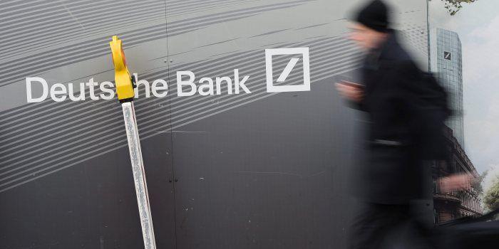 'Deutsche Bank overweegt hogere bonussen voor handelaars'