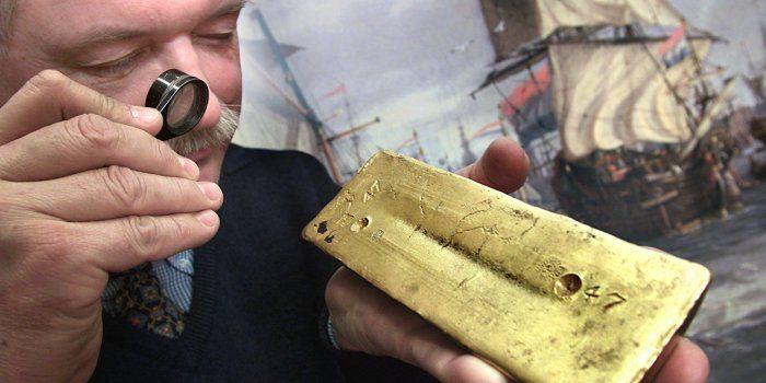 Flinke stijging goudprijs in coronajaar 2020