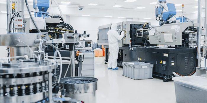 AEX stevig hoger dankzij chipbedrijven ASMI en ASML