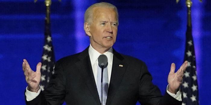 Biden geeft plannen voor steunpakket van 1,9 biljoen dollar vrij