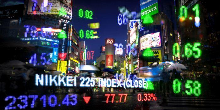 Chipbedrijven en automakers stuwen Nikkei