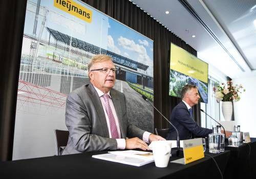 Bouwer Heijmans groeit ondanks coronacrisis