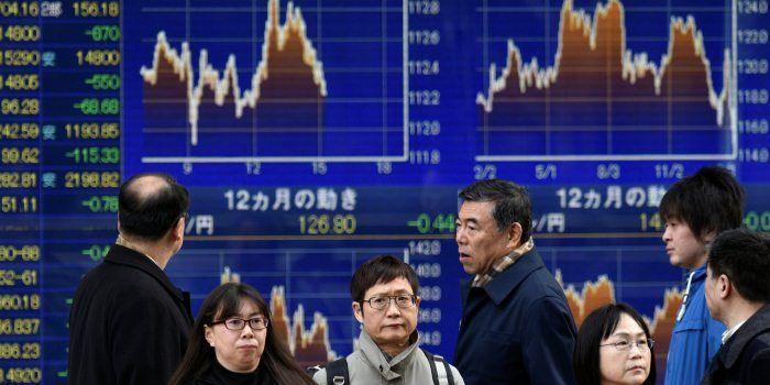 Nikkei na 30 jaar weer boven 30.000 punten