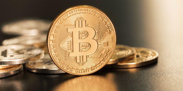 Bitcoin komt dichtbij de grens van 50.000 dollar