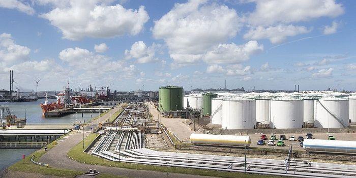 Vopak breidt flink uit in Rotterdamse haven