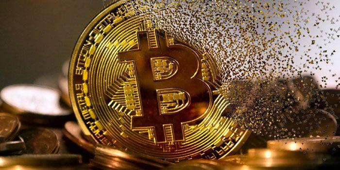 Waarde bitcoin zakt flink weg