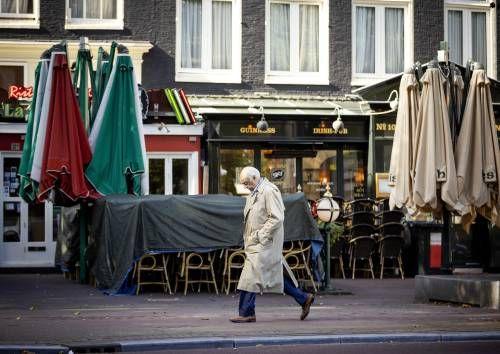 Groot deel horeca wil terrassen op 2 maart open