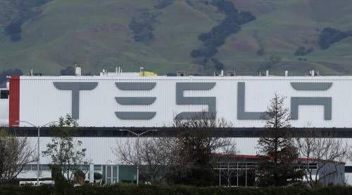 'Deel productie Tesla-fabriek Californië tijdelijk stilgelegd'