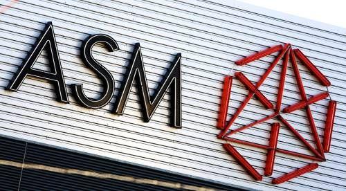 Chipbedrijven ASMI en ASML onderaan in dieprode AEX