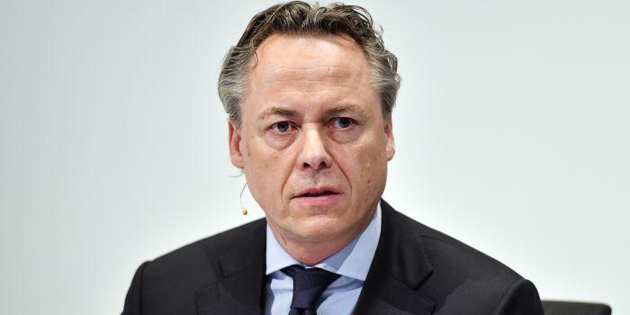 Topman Hamers krijgt 3,8 miljoen euro in eerste 4 maanden bij UBS